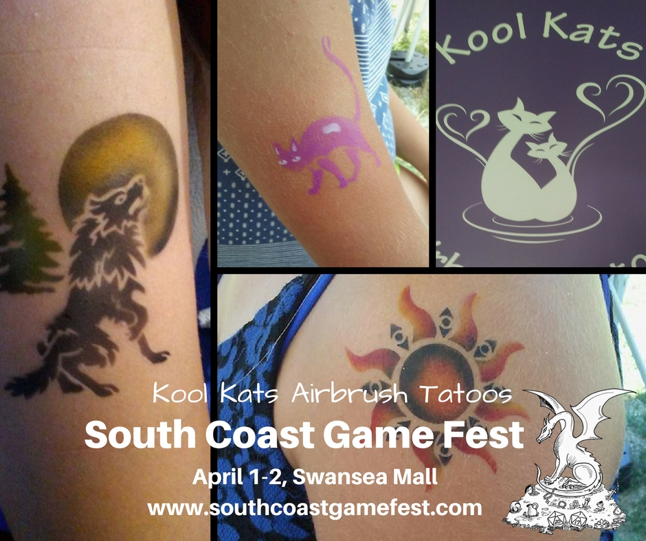 Copy of Copy of South Coast Game Fest