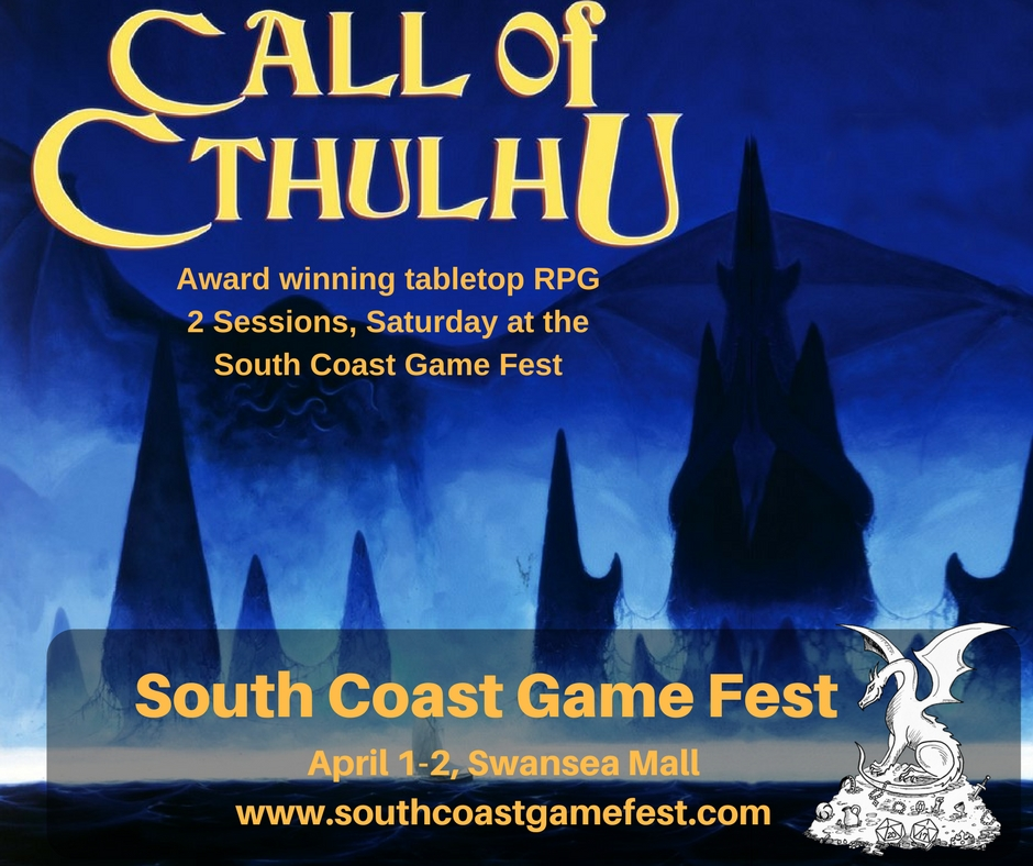 Copy of South Coast Game Fest