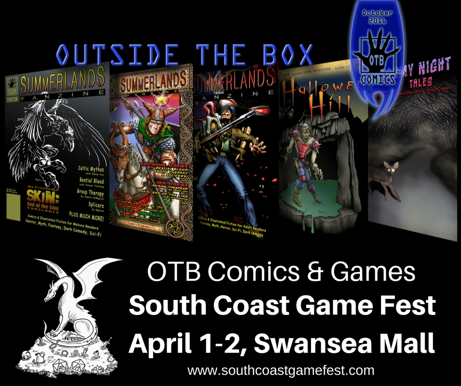 OTB Comics & Games