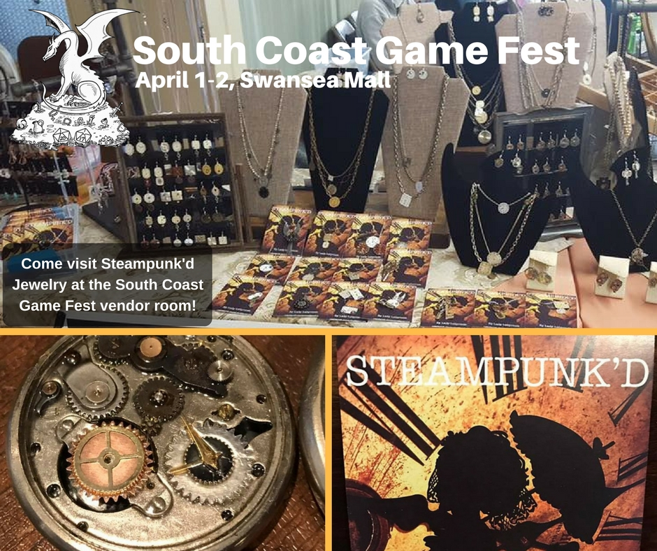 South Coast Game Fest