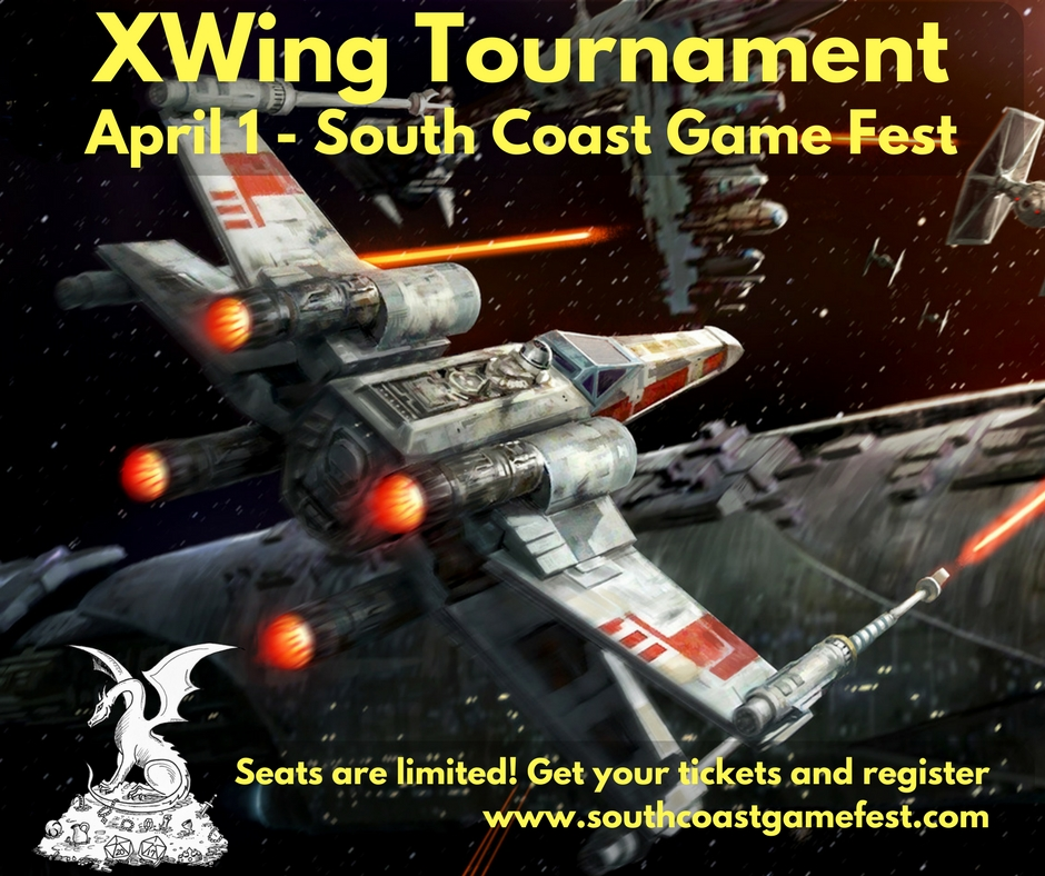 X Wing Tournament